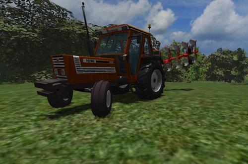 Fiat Agri 70-90 Farming Simulator 2011 Mods Tractors Download