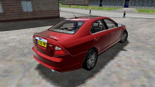 Ford Fusion Sport - 1.3 3