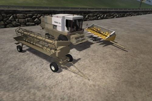 Fortschritt E516b  Combine Farming Simulator 2011 Mods Ls2011 Combines Download