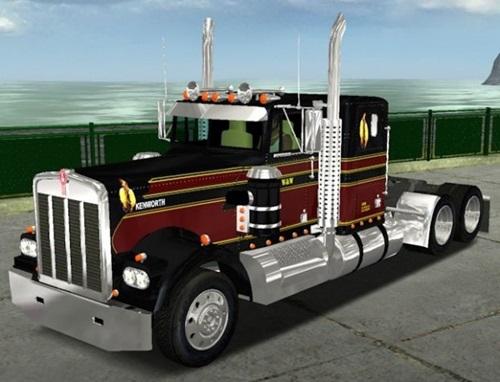 Kenworth-W900a-stock