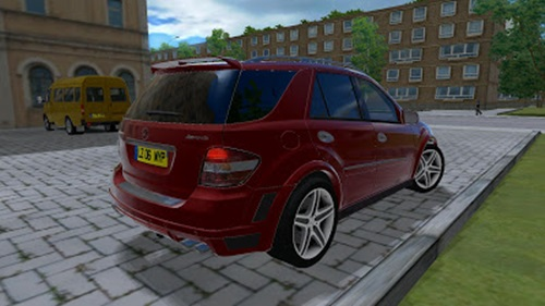 Mercedes Benz ML63 AMG  - 1.33