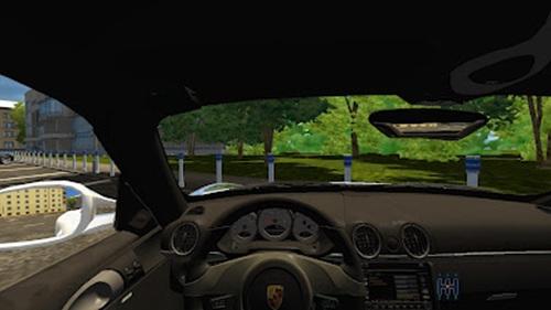 Porsche Boxster S 2