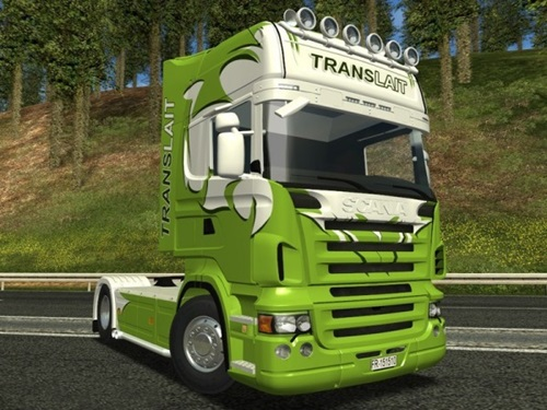 Scania-Translait