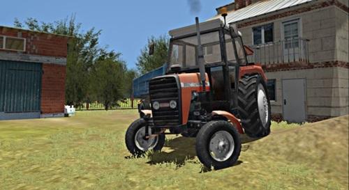 Ursus 3512 Tractor Farming Simulator 2011 Mods Tractors Download