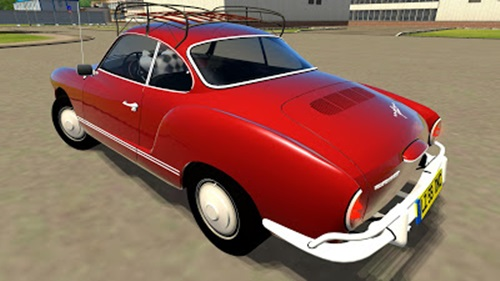 VW Karmann Ghia - 1.2.5