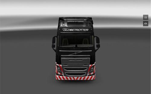 Volvo FH16 SLT Skin v 1.0