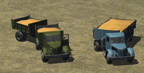 MAZ 200 Pack Farming Simulator 2011 Mods Trucks And Cars Download