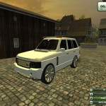 Range Rover Jeep Car