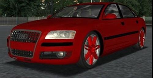 Audi A8 German Truck Simulator Mods Gts Cars Download