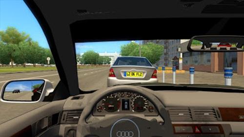 Audi RS6 20032