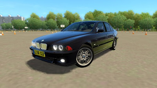 BMW M5 E39 – 1.3 City Car Driving Simulator City Car Driving Car Mods