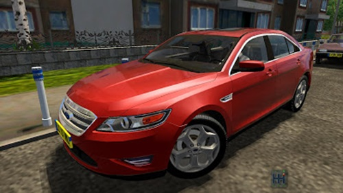 Ford Taurus – 1.2.5 City Car Driving Simulator City Car Driving Car Mods