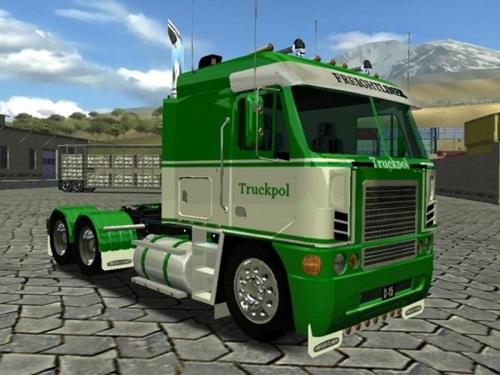 Freightliner NZ6 Truck 18 Wos Haulin Mods 18 Wos Haulin Trucks Download Mods