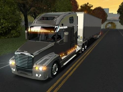 Freightliner Century St Cm Truck 18 Wos Haulin Mods 18 Wos Haulin Trucks Download Mods