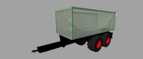 Jack Dumper Trailer Farming Simulator 2011 Mods Trailers Download