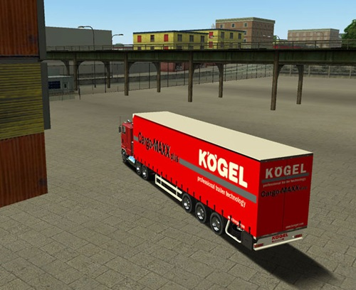 Kogel Trailer 18 Wos Haulin Mods Trailers 18 Wheels Of Steel Haulin
