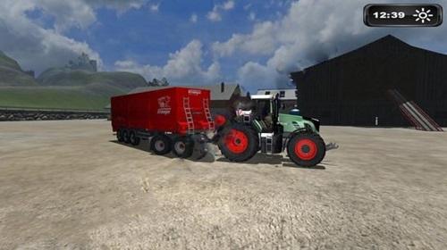 Krampe Bandit SB30 Trailer Farming Simulator 2011 Mods Trailers Download