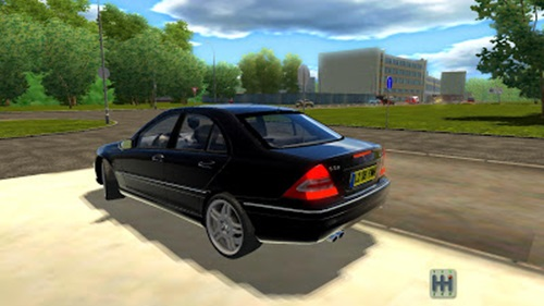 Mercedes benz c32 amg 1 2 5 simulator games mods download for Mercedes benz car racing games