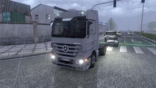 Mercedes Benz MP3