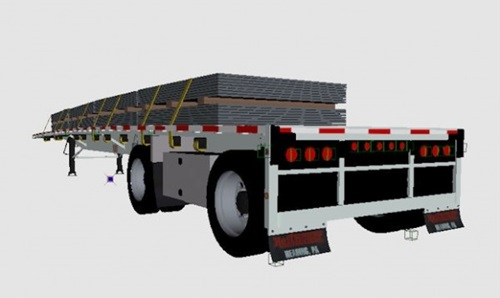 Reitnouer Flatdeck Trailer 18 Wos Haulin Mods Trailers 18 Wheels Of Steel Haulin