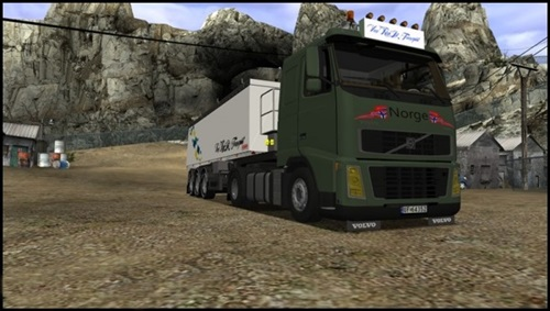 Volvo FH 16.580 Truck German Truck Simulator Mods Gts Truck Download