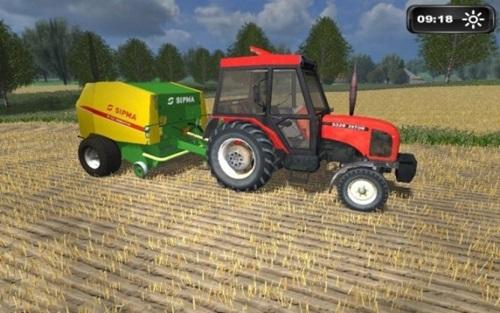 Zetor 5320 Farming Simulator 2011 Mods Tractors Download