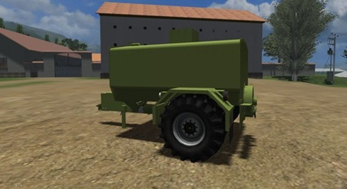 Slurry tanker RM6-014 Farming Simulator 2011 Mods Trailers Download