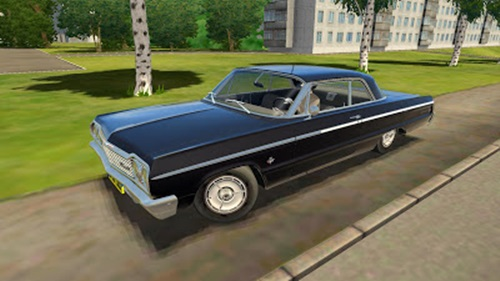 Chevrolet Impala SS 1964 – 1.2.5 City Car Driving Simulator City Car Driving Car Mods