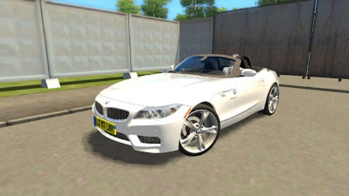 BMW Z4 sDrive28i – 1.3 City Car Driving Simulator City Car Driving Car Mods