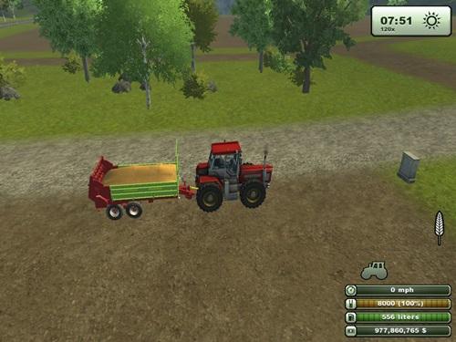 Strautmann Streublitz Trailer Farming Simulator 2011 Mods Trailers Download