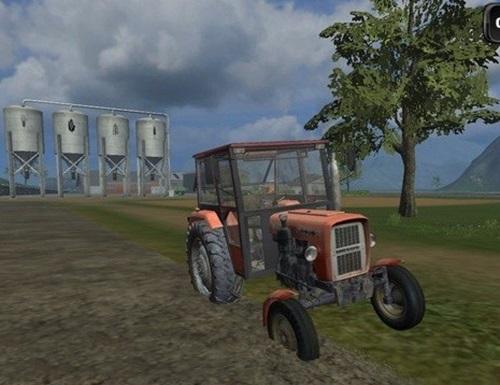 Ursus C330 Ploughing Spec Tractor Farming Simulator 2011 Mods Tractors Download