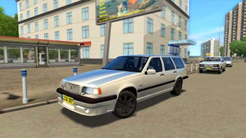Volvo 850 SW – 1.2.5 City Car Driving Simulator City Car Driving Car Mods