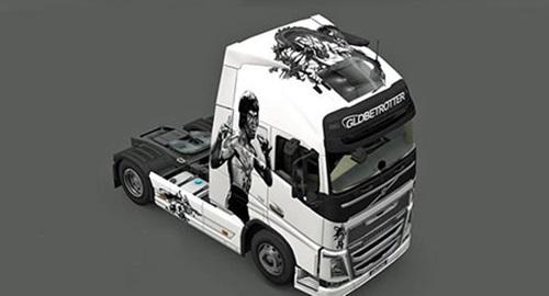 Volvo-FH-2013-Bruce-Lee-Skin