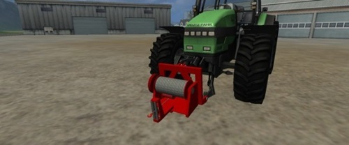 Winch Olmer R Farming Simulator 2011 Mods Ls2011 Implements Tools Download