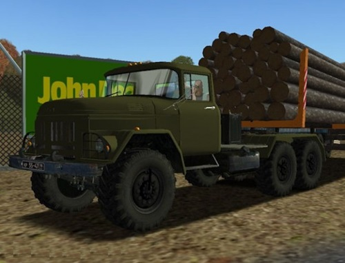 Zil 131 Truck 18 Wos Haulin Mods 18 Wos Haulin Trucks Download Mods