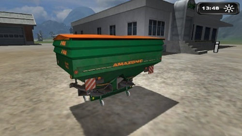 Amazone ZAM 1500 Farming Simulator 2011 Mods Ls2011 Implements Tools Download