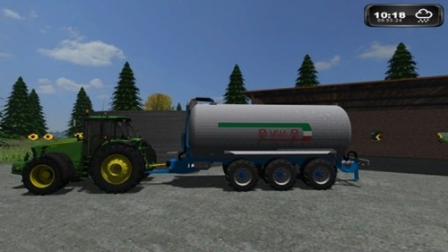 Vaia MB 340 Trimmed Farming Simulator 2011 Mods Ls2011 Implements Tools Download