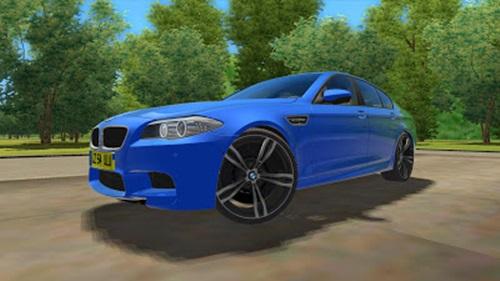 BMW M5 F10  - 1.3 2