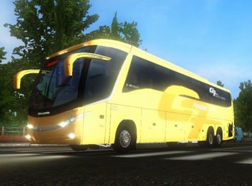 Marcopolo Paradiso 1200 Bus German Truck Simulator Mods Gts Bus Download