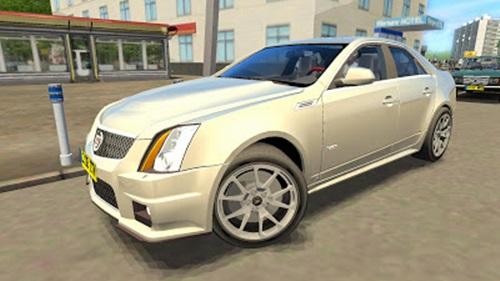 Cadillac CTS-V - 1.2.5