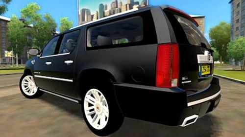 Cadillac Escalade ESV - 1.3