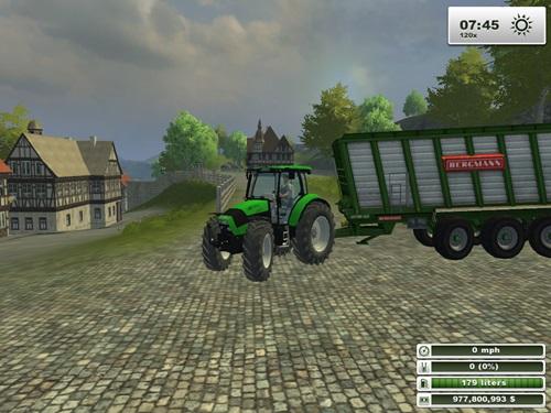 Deutz Agrotron K 1202