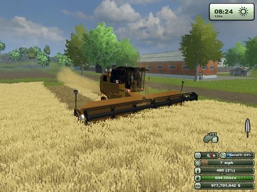 Fortschritt E531TT Harvester-Pack