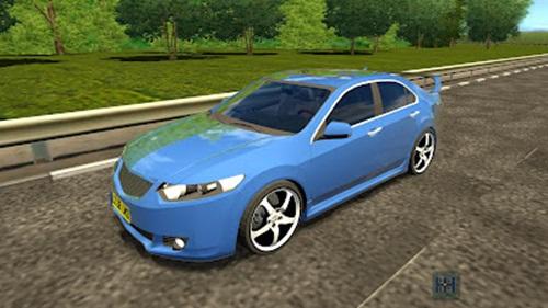 Honda Accord Type S - 1.2.5