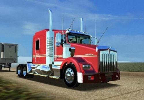 Kenmex T800 Flattop Truck