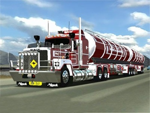 Mack-Superliner-and-Trailers