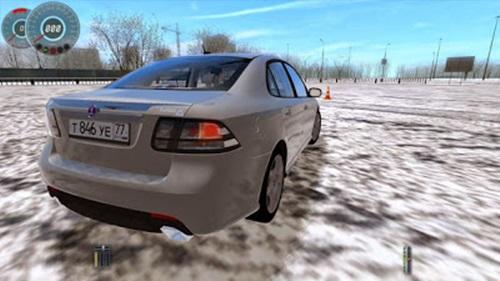 Saab 9-3 - 1.2.2 3