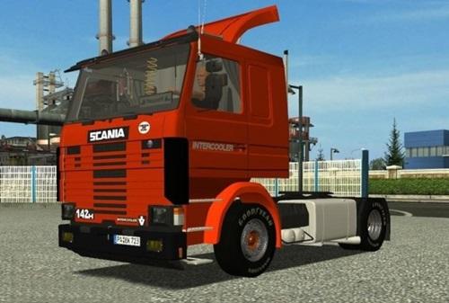 Scania 142 Truck
