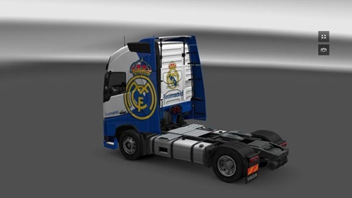 Volvo-FH16-Real-Madrid-Skin