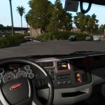 American Truck Simulator is Peterbilt 579 Interior Picture